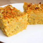 פשטידת ירקות טבעונית ללא גלוטן